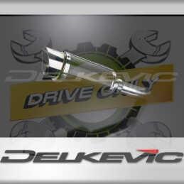 SUZUKI GSX-S750 GSR750 2011-2019 ECHAPPEMENT SILENCIEUX 200MM ROND CARBONE