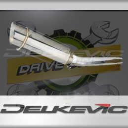 SUZUKI GSXR1000 K5-K6 2005-2006 ECHAPPEMENT SILENCIEUX 200MM ROND INOX