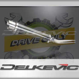 SUZUKI GSXR1000 K5-K6 2005-2006 ECHAPPEMENT SILENCIEUX 350MM ROND CARBONE