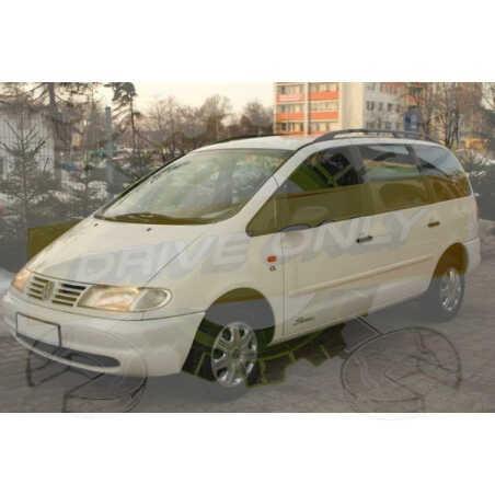 Ampoules Xénon de remplacement pour Volkswagen Sharan 1, 1995-2010