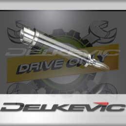SUZUKI GSXR600 L1-L6 2011-2016 ECHAPPEMENT SILENCIEUX 350MM ROND CARBONE