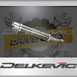 SUZUKI GSXR600 SRAD 1996-2000 ECHAPPEMENT SILENCIEUX 350MM ROND CARBONE
