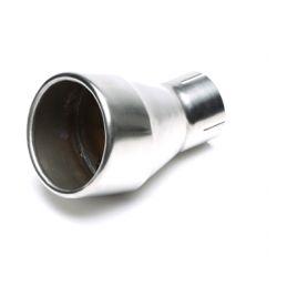 Canule échappement Inox universelle DTM1  87mm