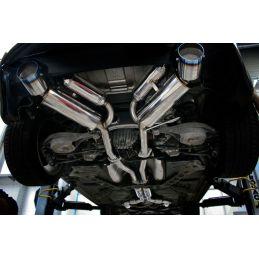 Ligne d'échappement Racing Inox DriveOnly Nissan 350Z 2003 - 2009