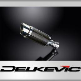 KTM SUPERDUKE 1290 ET R 2014-2018  ECHAPPEMENT SILENCIEUX 200MM ROND CARBONE