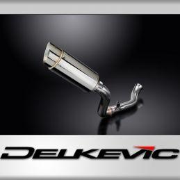 KTM 690 DUKE 2012-2018 ECHAPPEMENT SILENCIEUX + DECAT 200MM ROND INOX