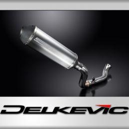 KTM 690 DUKE 2012-2018 ECHAPPEMENT SILENCIEUX + DECAT SILENCIEUX 343MM X-OVALE TITANE