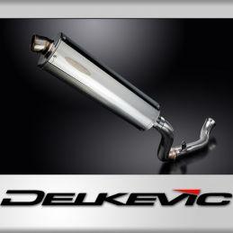 KTM 690 DUKE 2012-2018 ECHAPPEMENT SILENCIEUX + DECAT SILENCIEUX 450MM OVALE INOX