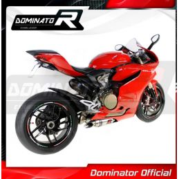 Silencieux sport Dominator : 1199 PANIGALE 2012 - 2014