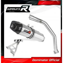Silencieux sport Dominator : Multistrada DS 1100 2007 - 2009
