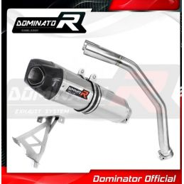 Silencieux sport Dominator : Multistrada DS 1000 2003 - 2007