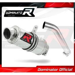 Silencieux sport Dominator : F750GS 2012 - 2017