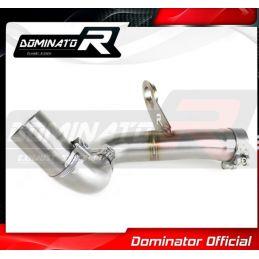 Décatalyseur / Décat sport Dominator : F750GS 2012 - 2017