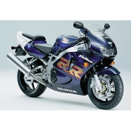 Kit xénon slim pour Cbr 900 Fireblade 2000 - 2002
