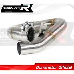 Décatalyseur / Décat sport Dominator :  CB 600 F Hornet 2007 - 2016
