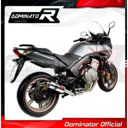 Silencieux sport Dominator : CBF 600 N / S 2004 - 2013