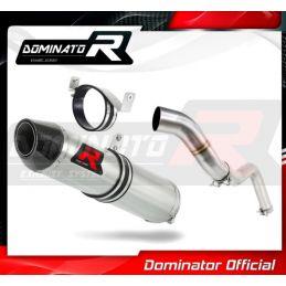 Silencieux sport Dominator : CBR 600 RR 2003 - 2004
