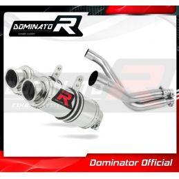Silencieux sport Dominator : FMX 650 2005 - 2009