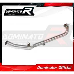 Collecteur + décatalyseur sport Dominator : NC700 S 2012 - 2018