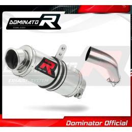 Silencieux sport Dominator : VFR 800F 2014 - 2020