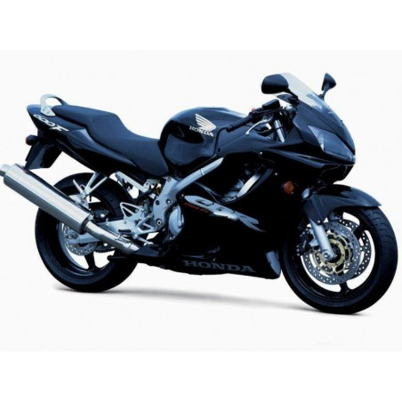 Silencieux sport Dominator : CBR 600 F  / F4i 2001 - 2006