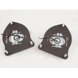 Coupelles d'amortisseurs réglables / Camber Plate Mini Cooper R55/R56/R57  Cooper/One/S/JCW/Cabriolet 2007 - 2013
