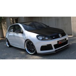 SPORT LAME DU PARE-CHOCS AVANT VW GOLF VI R 2008 - 2013