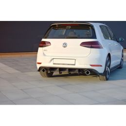 DIFFUSEUR / LAME ARRIERE VW GOLF 7 GTI Phase 2 2017 - 2019