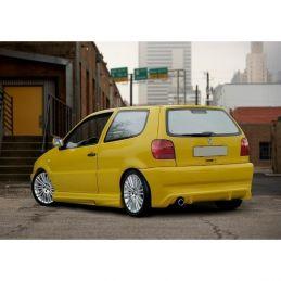 Rajout du pare-chocs arriere  VW Polo III 6N 1994 - 1999
