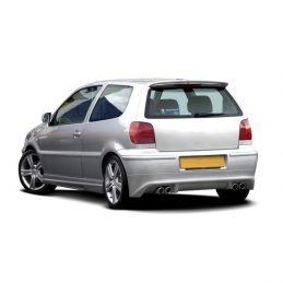 Rajout du pare-chocs arriere  VW Polo III 6N2  1999 - 2001