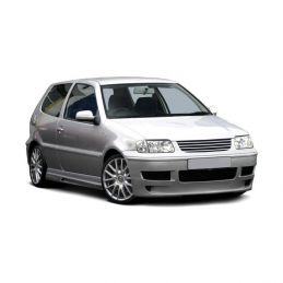 Rajout du pare-chocs avant VW Polo III 6N2  1999 - 2001