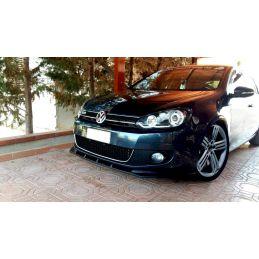 LAME DU PARE-CHOCS AVANT VW GOLF VI 2008 - 2013