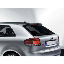 Becquet / Aileron (Look S3)  Audi A3 8P 3 portes 2003 - 2013