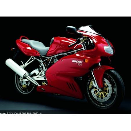 Silencieux sport Dominator : Super Sport SS / Super Sport 900 2000 - 2002