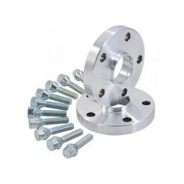 Elargisseurs de voies Light Aluminium 17mm Opel 5x110 - 65,1mm