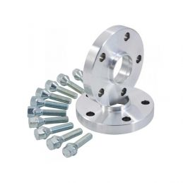 Elargisseurs de voies Light Aluminium 15mm Opel 5x110 - 65,1mm