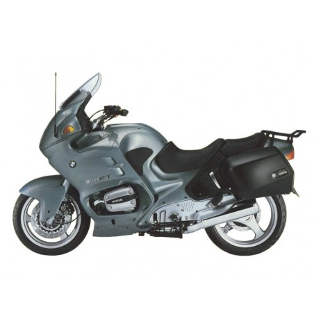 Silencieux sport Dominator : R1100RT 1996 - 2001