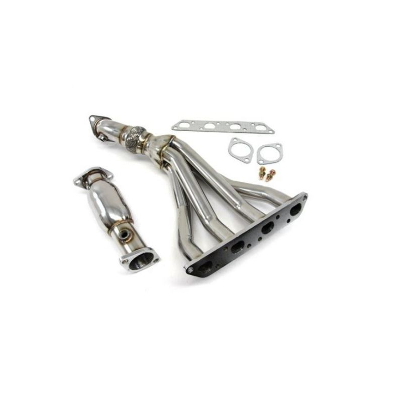 Collecteur d'échappement 4  / 1 + DriveOnly Sport Inox DriveOnly Cooper S R50 / R52 /  R53 1.6 Turbo 2001 - 2006