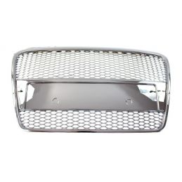 Calandre Chrome Look RS A4 B7   2004 - 2008