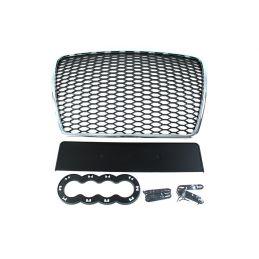 Calandre Chrome/Black Look-RS6 A6 C6   2009 - 2011