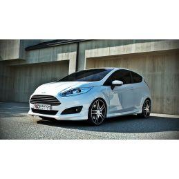 Lame du Parechoc Avant Sport Ford Fiesta 7 Phase 2 2013 - 2017