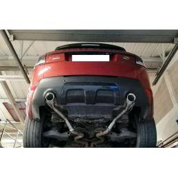 Silencieux sport inox direct Range Rover Sport 5.0 V8  2014 - 2018
