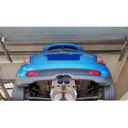Silencieux direct  Sport  Inox 3 DriveOnly  Mini Cooper S & JCW R56 / R57 2006 - 2013