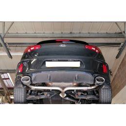 Silencieux Sport Duplex Inox  DriveOnly Kia Pro Ceed GT 2014 - 2018