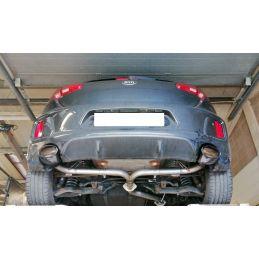 Silencieux Sport Duplex Inox  Black  DriveOnly Kia Pro Ceed GT 2014 - 2018