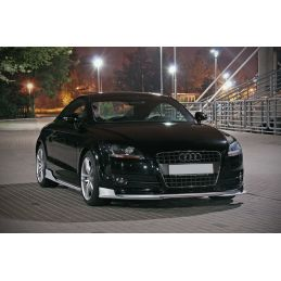 Extension de parechoc / Lame Sport Audi TT 8J Mk2