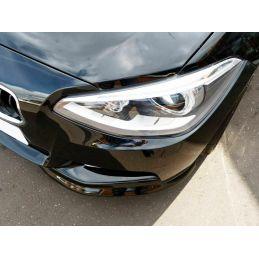 Extensions de parechoc Avant / Lame Sport  BMW Série 1  F20 / F21 Pack M
