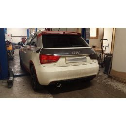 Silencieux  direct  Sport  Inox DriveOnly Audi A1 1.4Tdi / 1.6Tdi  3Portes/Sportback  2010 - 2019