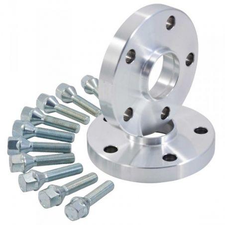 Elargisseurs de voies Light Aluminium 5mm 5X120  - 64.1mm