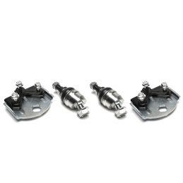 Rotule Réglables Aluminium pour triangle Avant Audi A3 (8L)